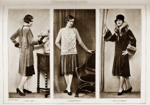 Daywear-for-Autumn-and-winter-1928-Paris-fashion