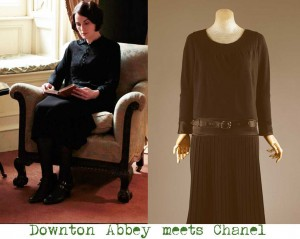 Downton-Abbey-meets-Chanel