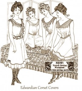 Edwardian-Corset-Covers