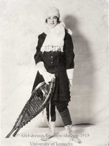 Girl-dresses-for-snow-shoeing-1915