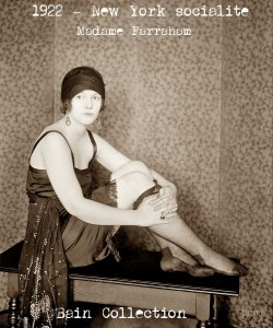 Madame-Farraham---New-York-Socialite-1922---Bain-Collection