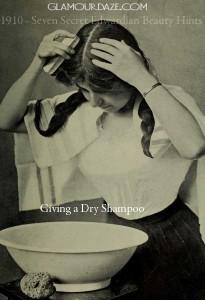1910---Seven-Secret-Edwardian-Beauty-Hints--dry-shampoo
