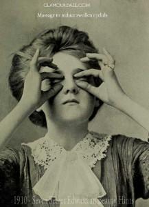 1910---Seven-Secret-Edwardian-Beauty-Hints--eye--massage