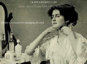 1910---Seven-Secret-Edwardian-Beauty-Hints--neck-massage