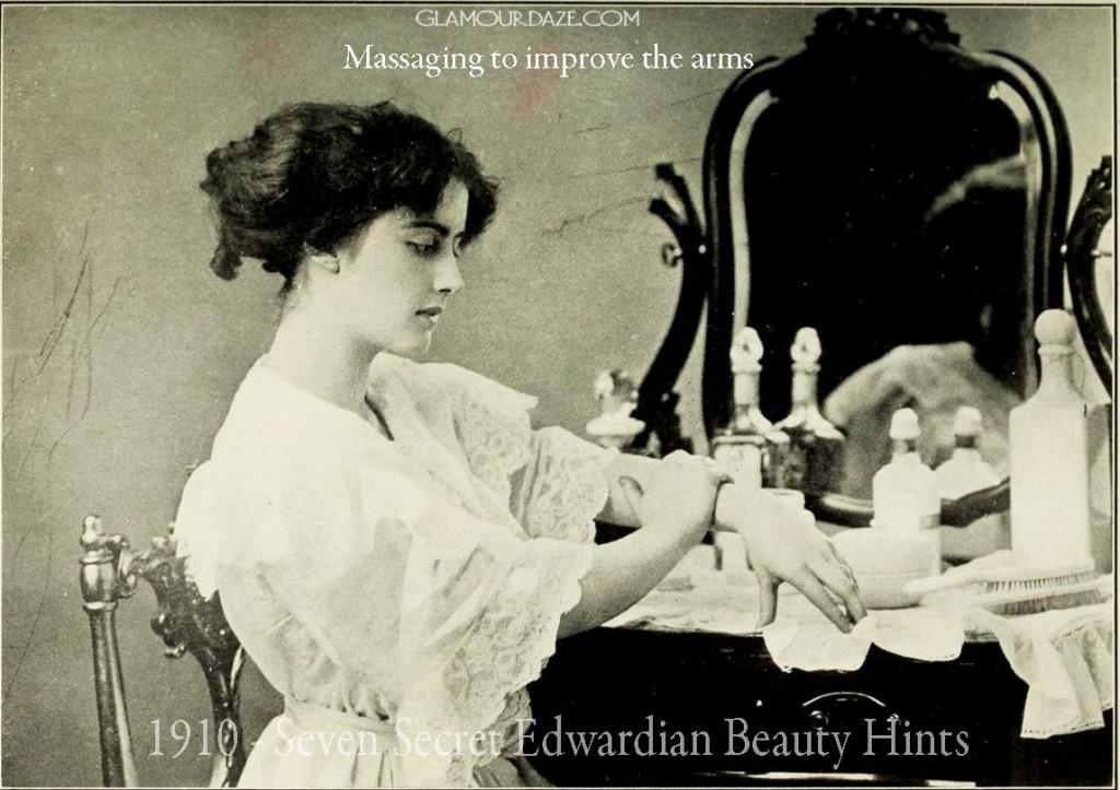1910---Seven-Secret-Edwardian-Beauty-Hints---the-arms