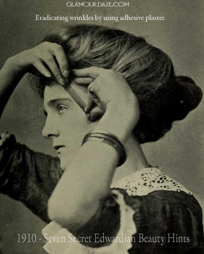1910---Seven-Secret-Edwardian-Beauty-Hints---wrinkles