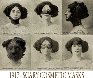 1917--Scary-Cosmetic-masks