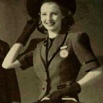 1940s Fashion – Cute day suits for sunny Autumn days
