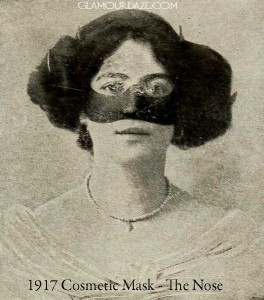 2-1917-Cosmetic-Mask---the-nose