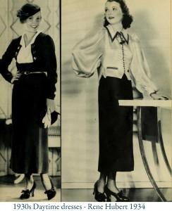 3-1930s-Daytime-dresses---Rene-Hubert-1934