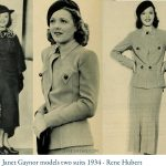 1930s Fashion – Gorgeous Autumn Styles for 1934