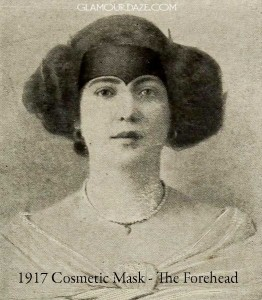 7-1917-Cosmetic-Mask---forehead