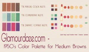 Glamourdaze-1950s-color-palette--medium-browns