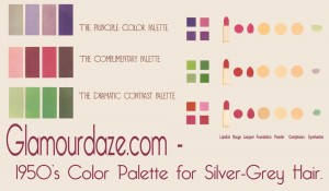 Glamourdaze-1950s-color-palette--silver-grey-hair
