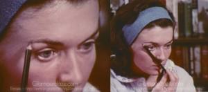Vintage-1960's-Makeup-Tutorial-Film12---eyebrow-pencil-arch