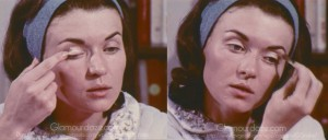 Vintage-1960's-Makeup-Tutorial-Film13----eyebrows--blend-colorsb