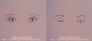Vintage-1960's-Makeup-Tutorial-Film14---eye-reshaping