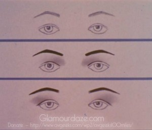 Vintage-1960's-Makeup-Tutorial-Film15---eye-tricks