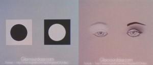 Vintage-1960's-Makeup-Tutorial-Film3 - Optical illusions