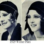 1920s Fashion – Style Forecast for Winter 1929