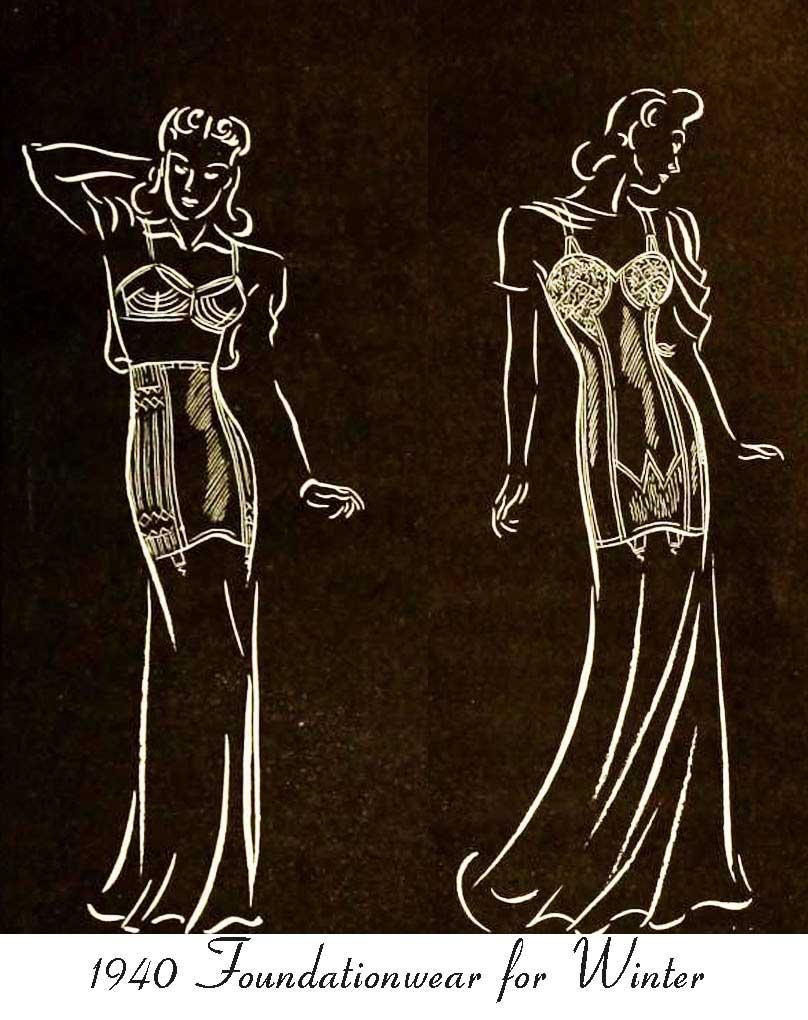 1940-Foundationwear---Realform-and-American-fashions