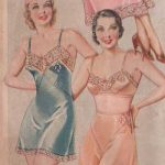 Christmas Lingerie, Hosiery and Corsetry from Sears – 1933