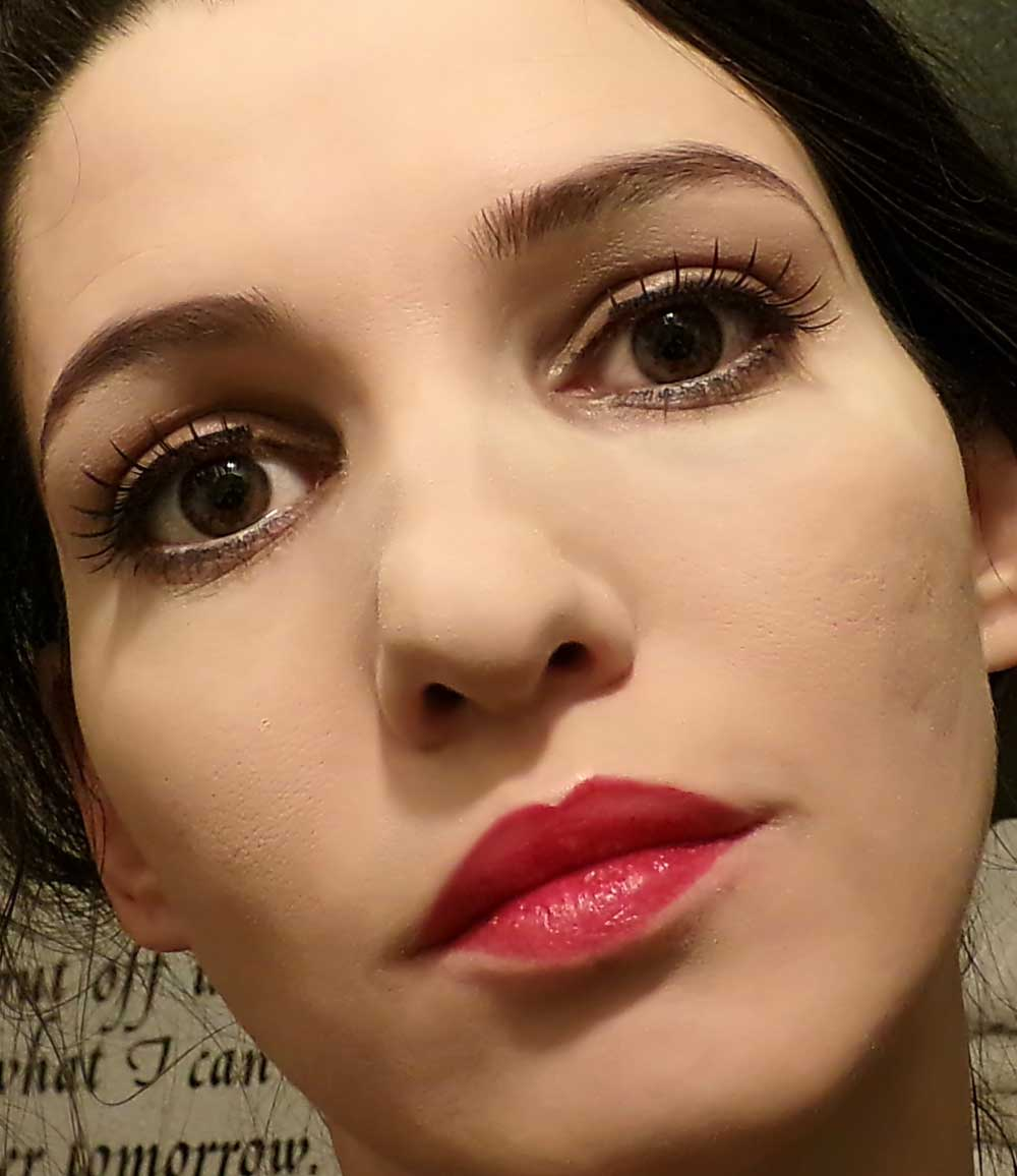 1950s Inspired Makeup