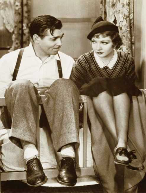 claudette colbert fred macmurray movies