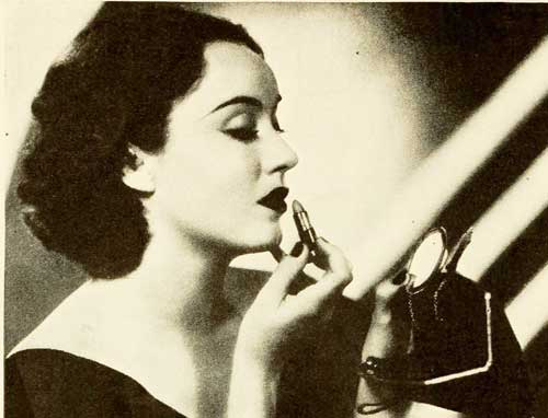 Fay-Wray---1930s-Hollywood-Beauty-Secrets---lipsticks