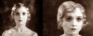 Vintage-Hollywood-Makeup-Tutorial---1932-Madge-Bellamy-in-White-Zombie
