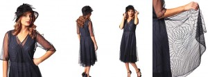 1-Embroidered-Navy-Blue-Tulle-20s-Style-Party-Dress---Blue-Velvet-Vintage