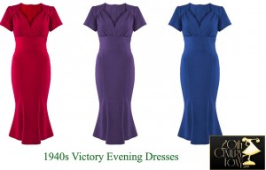 1940s-Victory-Evening-Dresses---20th-century-foxy