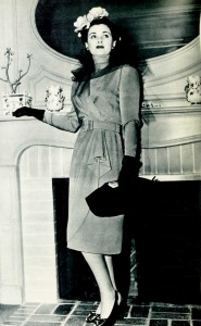 2-1940s-Fashion-Report---Winter-Styles-for-Christmas-1941--Afternoon-dress