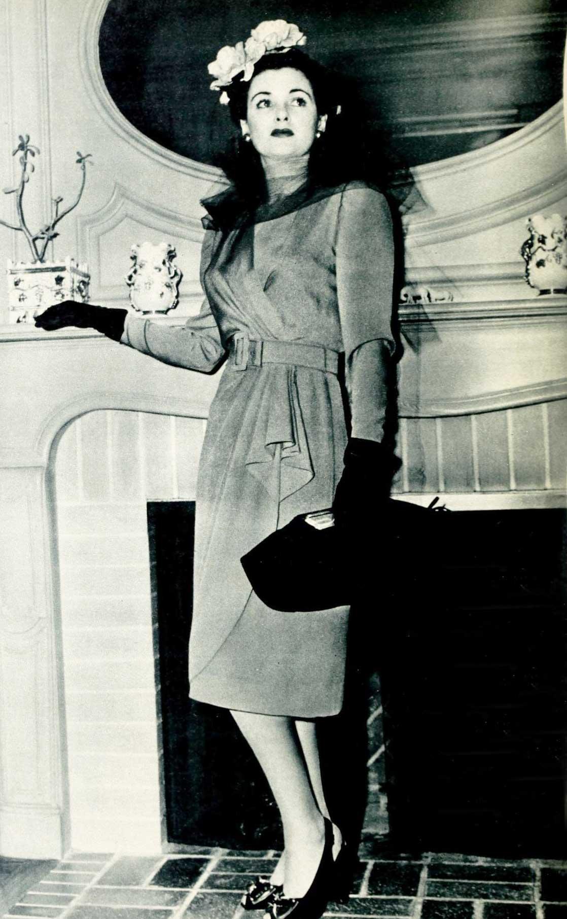 1940s Fashion Report