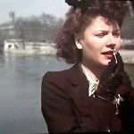 Color Photos of Parisian Women – 1930s and 1940s