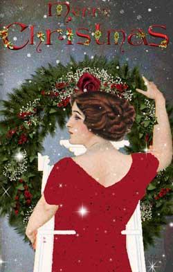 vintage-christmas-cards--glamourdaze11