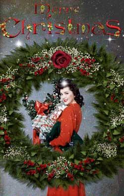 vintage-christmas-cards--glamourdaze13