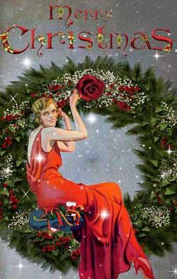 vintage-christmas-cards--glamourdaze16