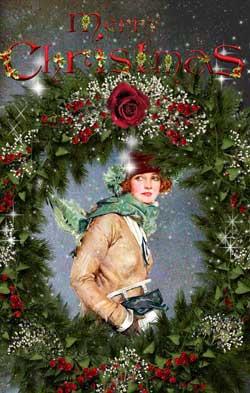 vintage-christmas-cards--glamourdaze4