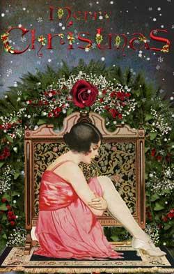 vintage-christmas-cards--glamourdaze5