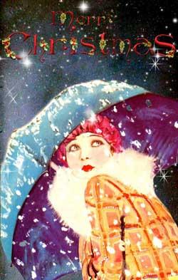 vintage-christmas-cards--glamourdaze6