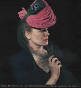 1940s-hat-fashion
