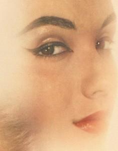 1950s foundation makeup