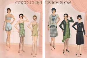 1920s-fashion----Coco-Chanel