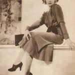 1930s Fashion – Screen Stars show their glamour
