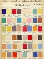 Cahiers-bleu-1952---Color-swatches-of-the-great-1950s-couture-designers