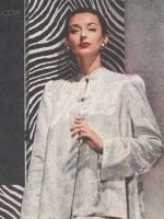 Joseph-Whitehead-Chinese-pajamas-in-white-lame--1940s-fashion2