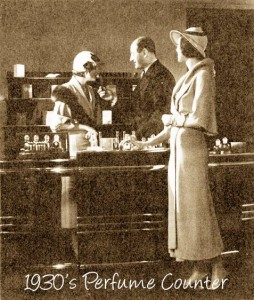 The-1930s-Perfume-counter
