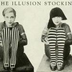 1920s Fashion – Illusion Stockings