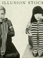 1920s-fashion-hosiery---Illusion-stockings